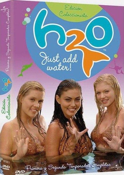 н2о добавь просто воды все серии